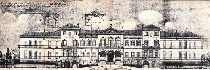 Vecchia foto residenza universitaria viale crucioli