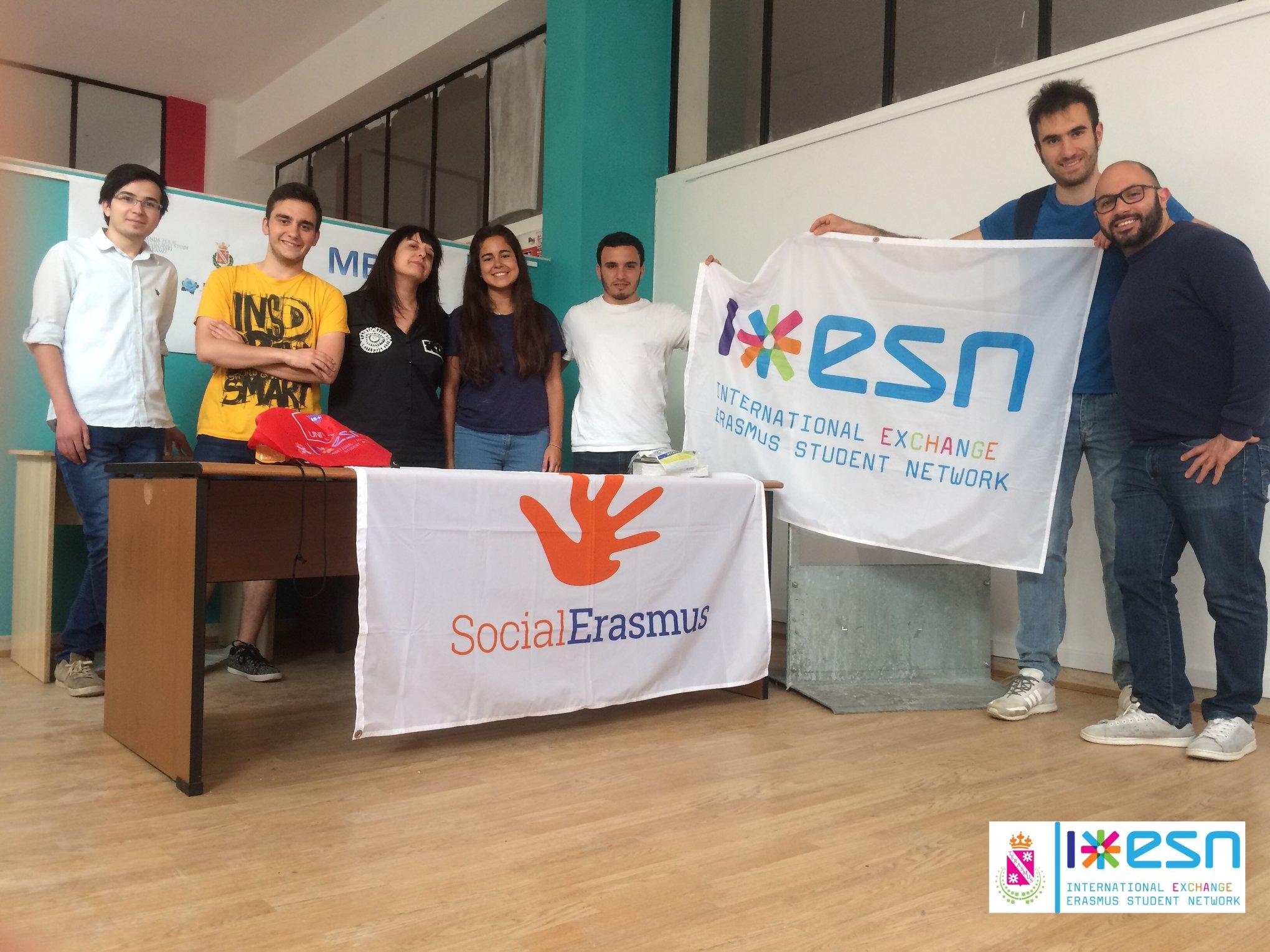 ESN Erasmus Mensa Solidale