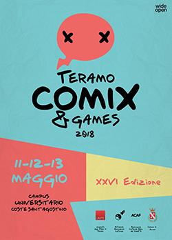 XXVI EDIZIONE DI TERAMO COMIX