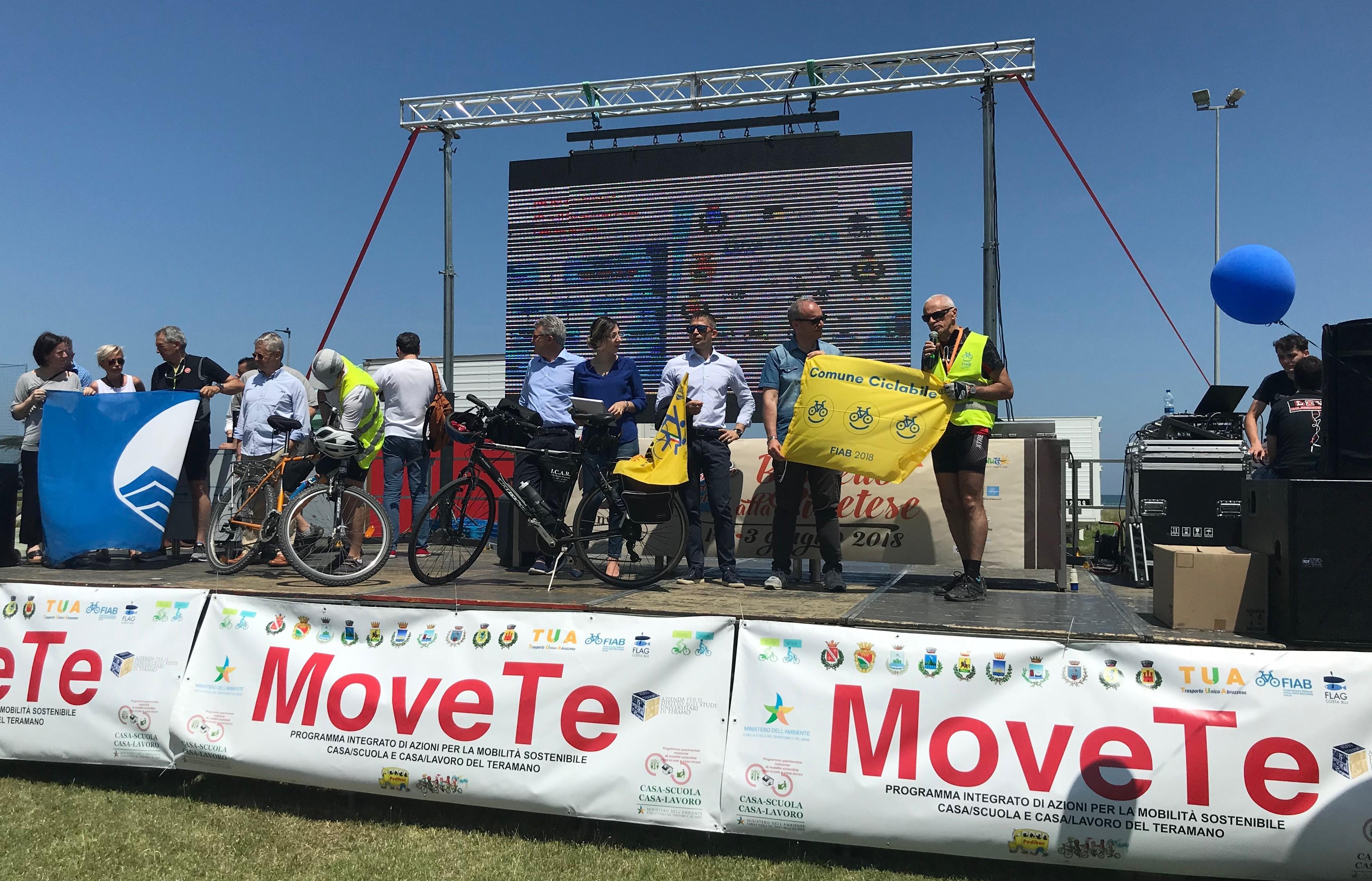 Presentazione progetto MoveTe a Pineto