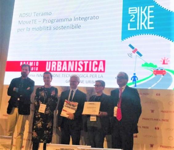 Consegna Premio UrbanPromo