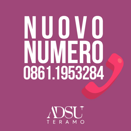 nuovo numero telefonico